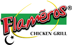 Flameros Chicken Grill - Home of the famous chicken burger
